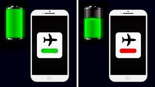 Sự thật về chế độ máy bay và 20 bí mật về điện thoại của bạn