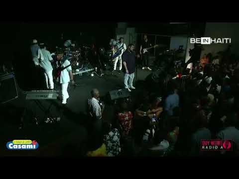VAYB Live - Lanmou Fasil - in Guadeloupe @ Royal Riviera 9 mai 2018