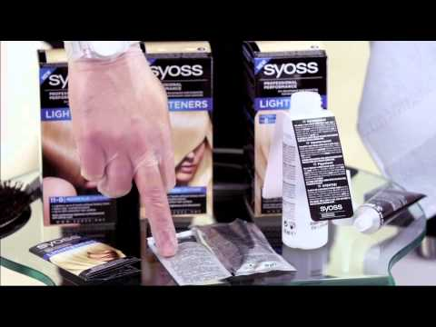 SYOSS Lightener: How to Video