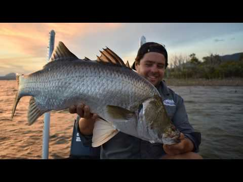 Impoundment Barramundi Fishing Tour