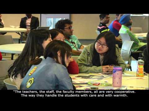 Cambrian College - International student experience
