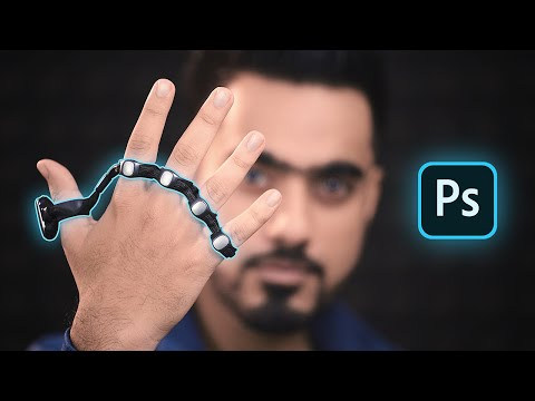 Control Photoshop with your Hand?