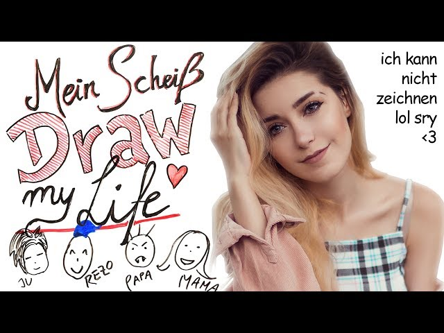 DRAW MY LIFE - AnniTheDuck (300K Abo Special)