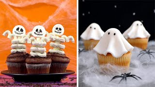 20 Spooky Halloween Cupcakes And Party Snacks