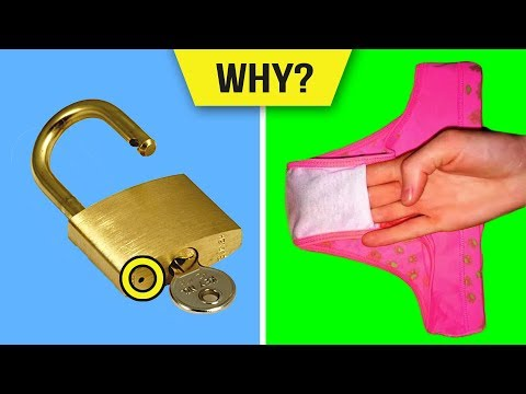 7 Everyday Things You Didn't Know The Purpose Of | FactoFusion