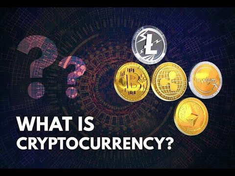 What is crypto currency ?