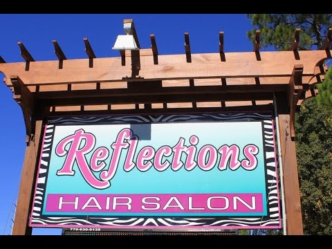 Reflections Hair Salon on South Tyndall Pkwy, Panama City FL