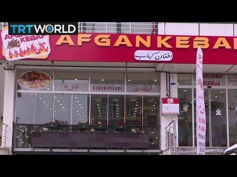Refugees in Turkey: Afghans fleeing war start over in Turkey