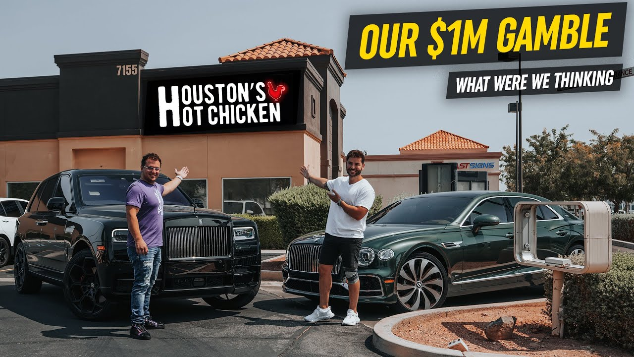 Our Million Dollar Drive Thru Gamble