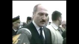 визит Лукашенко в Сербию 1999 год, под бомбами НАТО