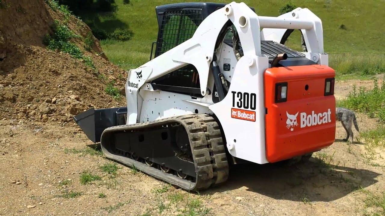 Bobcat T300