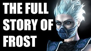 The Full Story of Frost - Before You Play Mortal Kombat 11