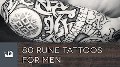Tatuajes Runas Vikingas Nordicos Tattoos Youtube