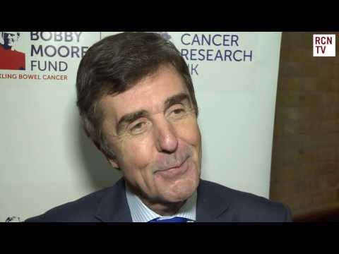 John Stapleton Interview - Bobby Moore Fund Celebrity Sports Quiz