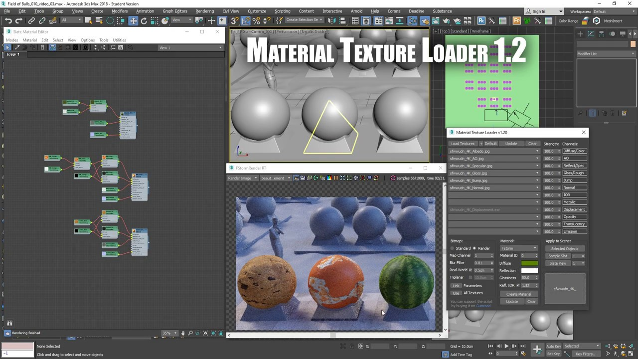NEW UPDATE: Material Texture Loader 1.2