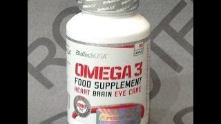 Купить в Украине Витамины BioTech USA Natural Omega 3 — 90 капсул(Сылка на товар: http://www.protein.biz.ua/product/vitaminyi-biotech-usa-natural-omega-3-90-kaps PROTEIN.BIZ.UA Обзор Витамины BioTech USA Natural ..., 2016-12-24T17:16:58.000Z)