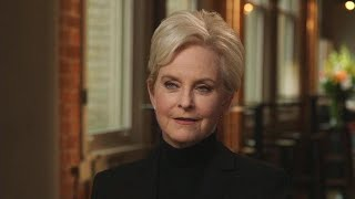 Cindy McCain says husband's funeral wasn't meant to be a rebuke of Trump