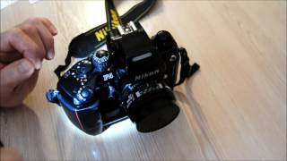 обзор Nikon F4S