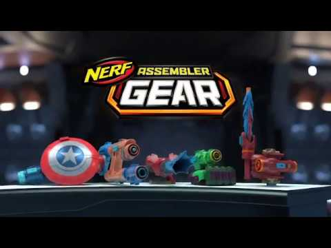 Marvel Avengers: Infinity War Nerf Assembler Gear - Smyths Toys