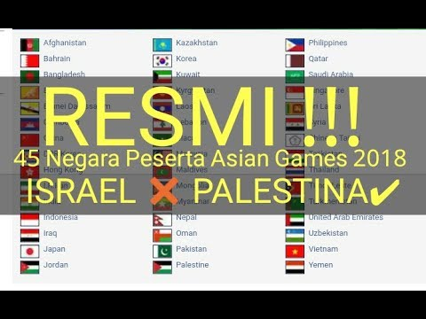 hqdefault - Asian Games 2018 Grup Bola