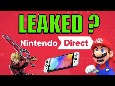 Nintendo May Have Just Accidentally Leaked The September 2021 Nintendo Direct Date