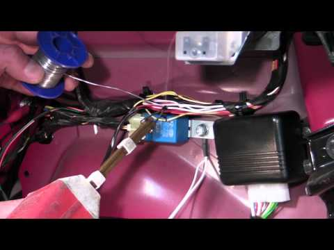 Towbar wiring kit - installation manual [HD] - YouTube on