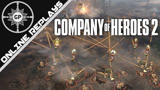 Just Spam EVERYTHING!!! - Company of Heroes 2 Online Replays #297