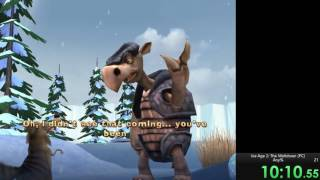 [1:02:35 PB] Ice Age 2: The Meltdown (PC)