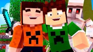 30 MINUTOS COM SPOK NO BEDWARS !! - Minecraft