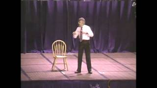 Frank Peretti sermon the chair part 1