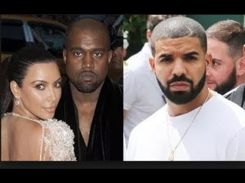 "KIM KARDASHIAN: ""Never"" Hooked Up With Drake"