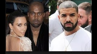I Believe Drake Smashed Kanye West's Wife...Kim Kardashian