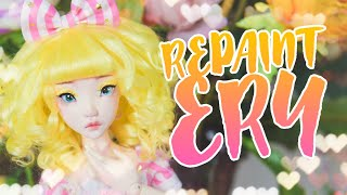 Repaint my Dream Art BJD ERY by Culur Theory Collaboration ☽ Moonlight Jewel ☾