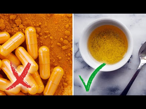 Are You Using Turmeric The Wrong Way? Here's What You Need To Know