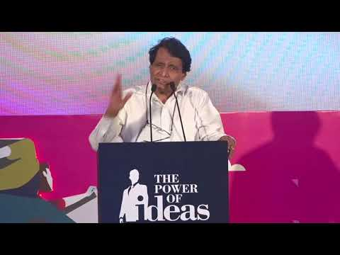 """At the """"Power of Ideas"""" organized by The Economic Times"""