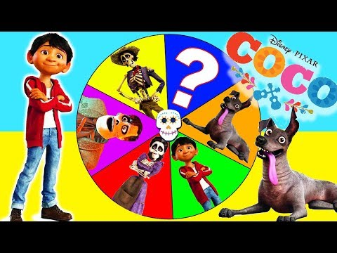 PIXAR COCO MOVIE GAME  coco