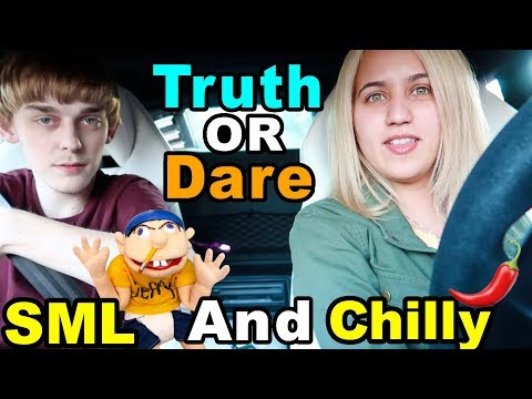 SML AND CHILLY TRUTH OR DARE!!