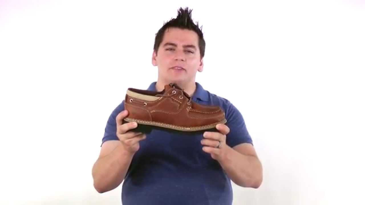 Lehigh Steel Toe Boat Shoes Style