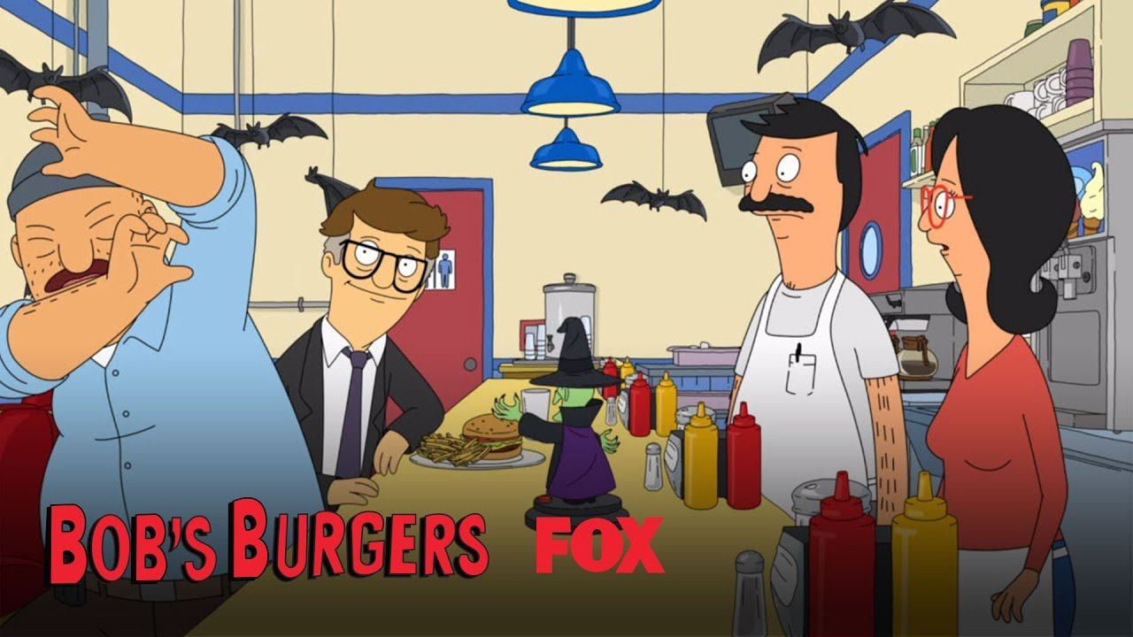 Louise Cant Be Scared Season 6 Ep 3 Bobs Burgers