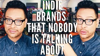 Indie Brands That Nobody Is Talking About | Pro Makeup Artist Tips | mathias4makeup