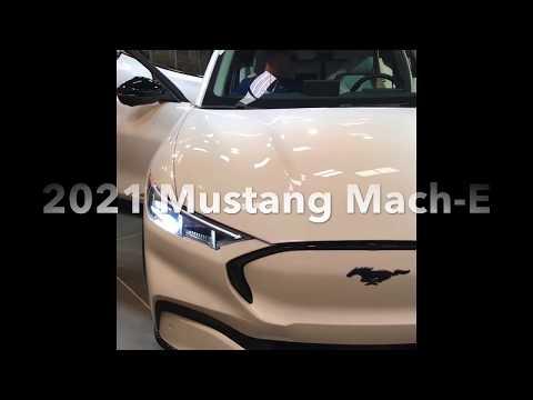 #mustang #mache #ford #tesla 2021 Mustang Mach-E