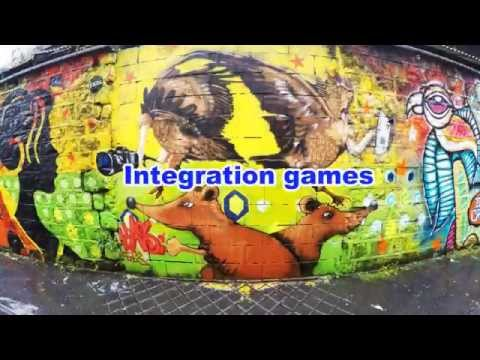 Integration Games   French Team