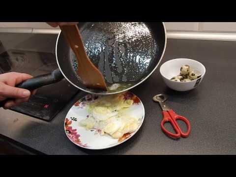 Как вкусно приготовить перепелиные яйца