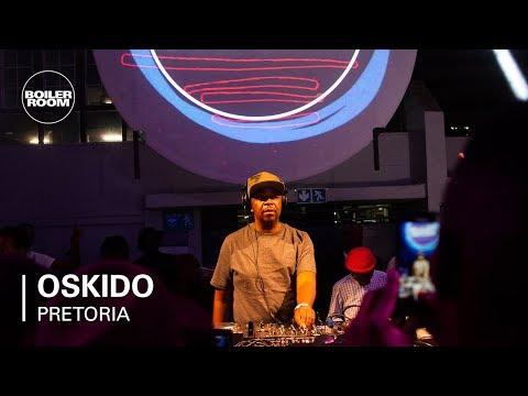 Oskido | Boiler Room x Ballantine's True Music Pretoria