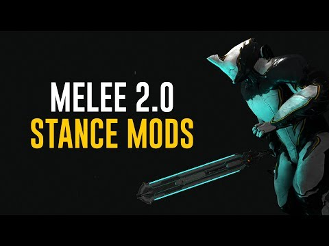 All Melee 2.0 Stance Mods & Combo Animations W/ Timestamps (Warframe)