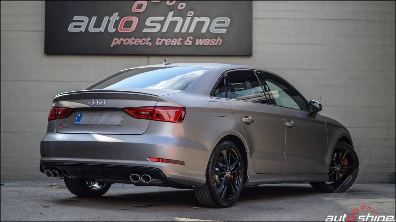 Customization Audi S3