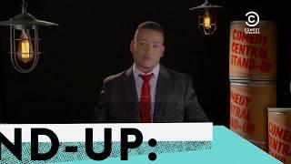 Un minuto de Jorge Torres El Diablo en Comedy Central Latinoamérica  @StandupEnComedy