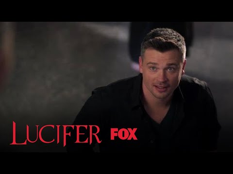 Pierce & Chloe Get Hot And Heavy In The Closet | Season 3 Ep. 20 | LUCIFER