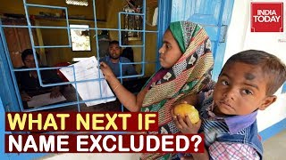 Assam NRC List : What Next For Those Excluded From List?