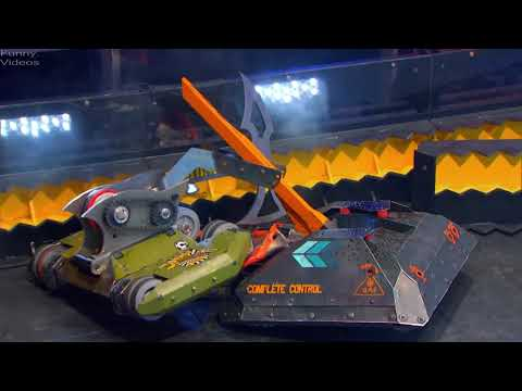 BATTLEBOTS BEST FIGHTS 2017